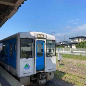 Go To 青春18きっぷの旅_2020夏③ 山形県を乗り鉄(左沢線・奥羽本線)