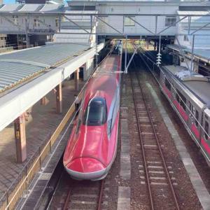 Go To 青春18きっぷの旅_2020夏④ 秋田県を乗り鉄(奥羽本線・男鹿線)