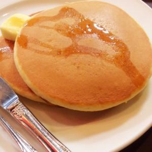 【レシピ】ホットケーキ