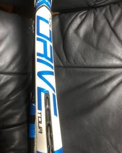 重いテニスラケット届きました