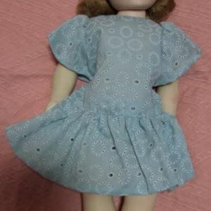 お人形の「おくるみ」を、作りたいです~♪