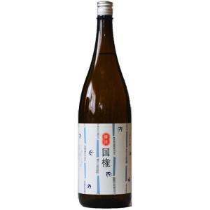 【日本酒/福島県/国権酒造】国権 純米吟醸 スワローラベル