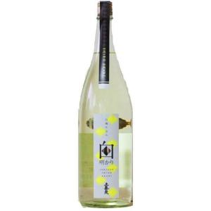 【日本酒/山形県/酒田酒造】上喜元 白麹仕込み生酒 白あかり ◆夏の日本酒 純米酒規格