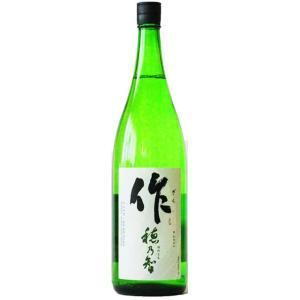 ◆新着◆【日本酒/三重県/清水清三郎商店】作 純米酒 穂乃智(ほのとも)