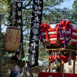 日和佐八幡神社祭り