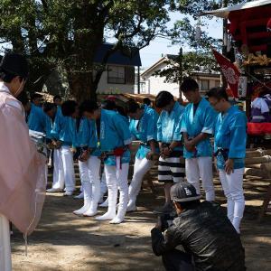 日和佐八幡神社祭りⅡ