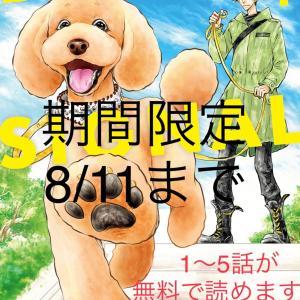 【8/11まで】DOG SIGNAL1巻分まるっと無料で読めます!【犬のしつけ漫画】