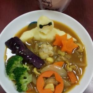 ベイマックスのスープカレー