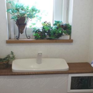 人のトイレ(タンクレスDIY) 今日はプライバシーの日