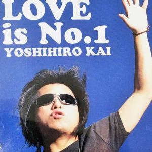 レコードジャケット~LOVE is NO.1