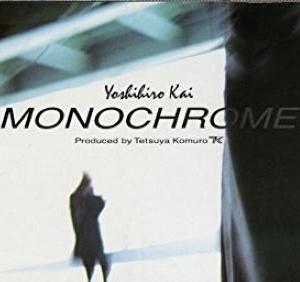 レコードジャケット~HEY! MONOCHROME CITY