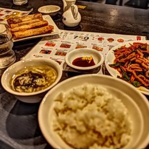 川越市、中国料理 大喜