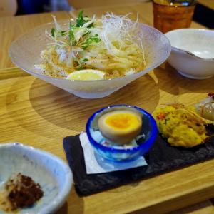 川島町、金笛しょうゆパーク しょうゆ蔵のレストラン
