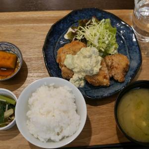 坂戸市、食堂 KOYOMI(こよみ)
