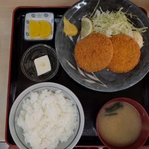 川越市、定食屋 しんちゃん