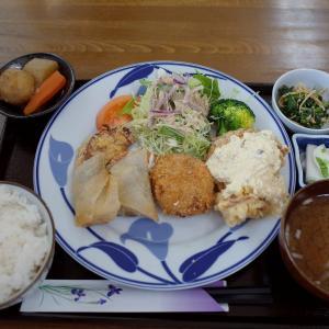 川越市、定食屋 福幸 (ふくよし)