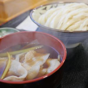 川越市、元祖武蔵野うどん めんこや 本店