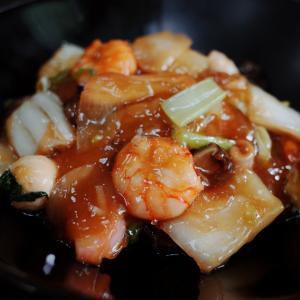 川越市、中華料理 栄華