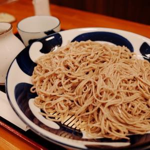 東松山市、自家製 十割蕎麦処 お花亭