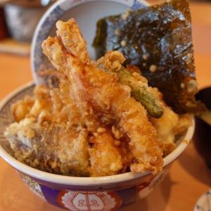 さいたま市、江戸前天丼 はま田 さいたま西大宮店