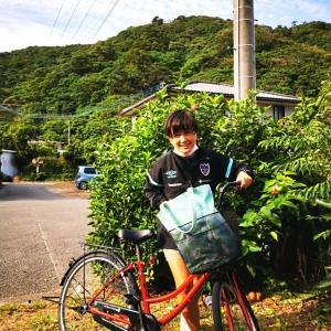 自転車ダイエット!?
