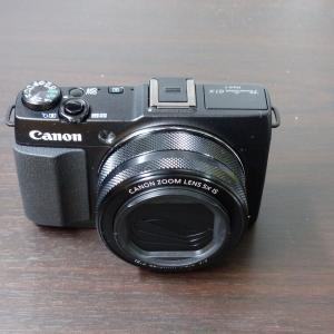 Canon PowerShot G1 X Mark Ⅱ 外観簡単レビュー