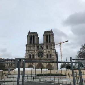 Parisへの旅 4日目②
