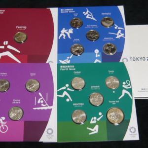 【コレクション】東京2020の記念硬貨は買ったけれど・・・