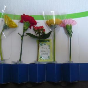 【株主優待】OATアグリオから生花が届いてびっくり