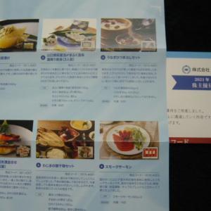 【株主優待】魚好きなので大歓迎のカタログである