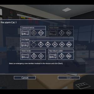 notruf 112 - die feuerwehr simulation その2