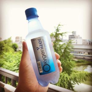水素水でない?酸素水!Oxygenizer (オキシゲナイザー)