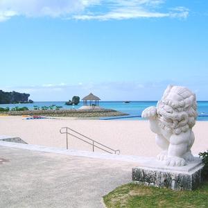 沖縄おすすめ☆恩納海浜公園ナビービーチ