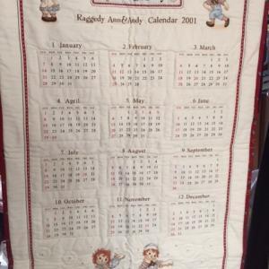 ラガディカレンダー