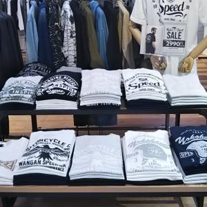 Tシャツというテーマ