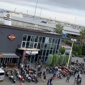 ジェントルマンズライド2021 DGR横浜