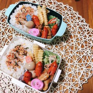 ☆雨&今日のお弁当☆