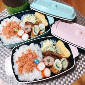 ☆今日のお弁当&海鮮丼☆