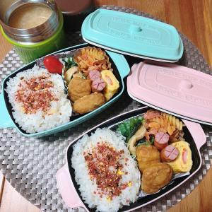 ☆今日のお弁当&お茶☆