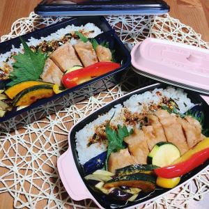 ☆今日のお弁当&トンテキ☆