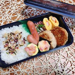 ☆今日のお弁当&鶏つくね☆