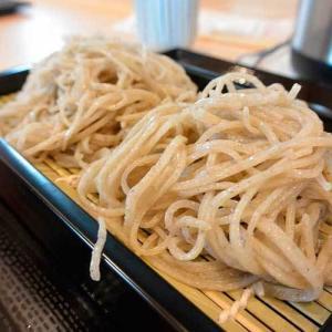 【(山梨グルメ)山梨蕎麦屋巡り - 乙蕎麦(おつそば) (山梨・南アルプス市)-】