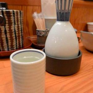【(山梨グルメ)甲府市 「天松」のカウンターで「夏食材」の絶品天ぷらを食す!!】