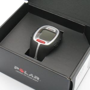 POLAR(ポラール)のハートレートモニター(心拍計) RS300Xを購入!