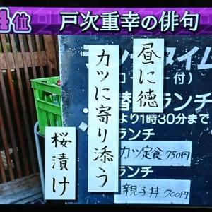 【視聴録】プレバト!!(戸次重幸出演) 4.16②