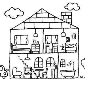 家事を7割減らせる家~時短して心に余裕のある毎日に~【岐阜県の新築デザイン注文住宅】