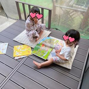 ウッドデッキが楽しい季節【岐阜県の新築デザイン住宅】