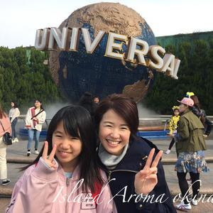 大阪旅行〜USJ&大阪城編〜