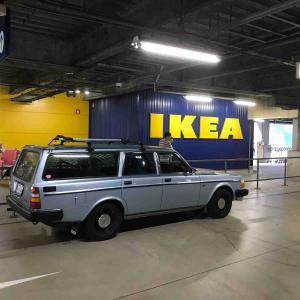 volvo in IKEA