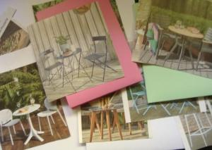 アウトドア家具のカタログ